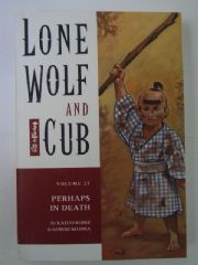 Lone Wolf and Cub Volume 25 TPB US 1st Edition